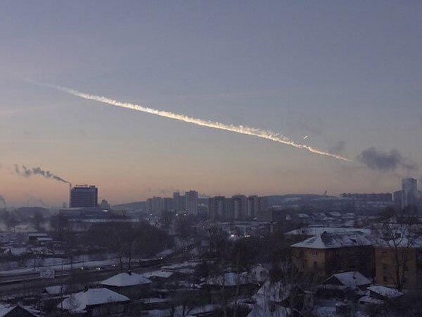 Упавший в середине февраля в России метеорит получил официальное название.