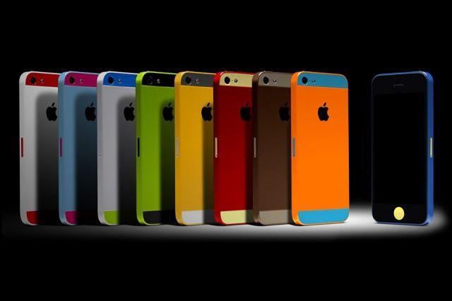 Новые iPhone от Apple: «яркий» бюджетный и «металлический» флагман