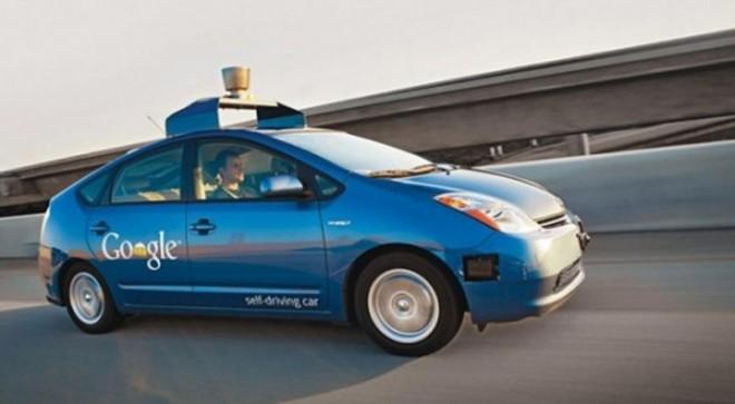 Google автомобиль будет работать такси