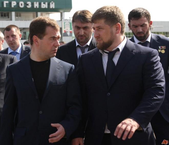 Медведев уверен, что Чечня накормит  Россию
