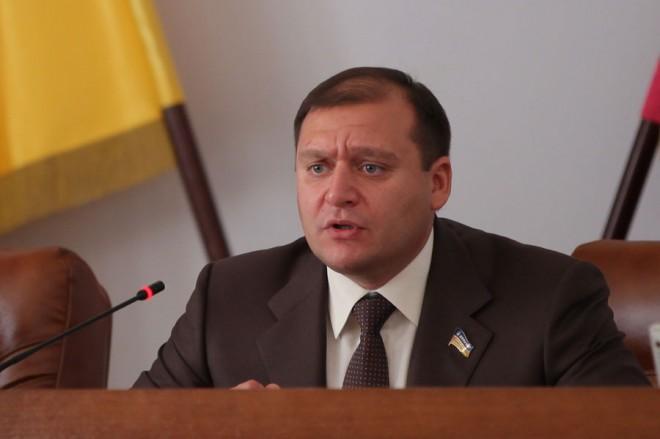Михаил Добкин: «На митинг  «Вставай Украина» оппозиция платит тройную цену»