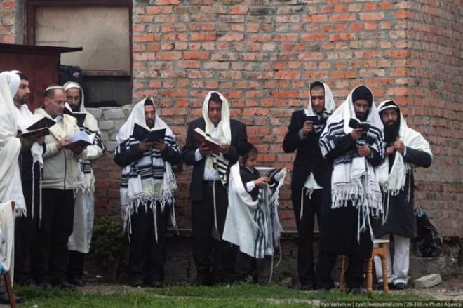 Еврейский Новый год 5 сентября вновь пленит Умань