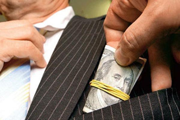 Украина заняла третье место по подкупу чиновников