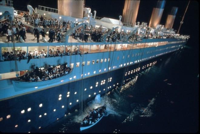 """За билет на """"Титаник II"""" будущие пассажиры готовы заплатить миллион долларов"""
