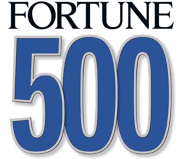 500 крупных компаний: