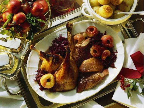 Еврейская кухня на Новый год