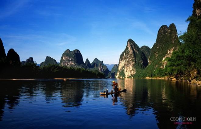 Топ-10 чудес мира, почти разрушенных нашествием туристов.