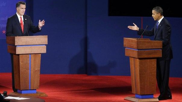 В США завершился второй раунд дебатов.