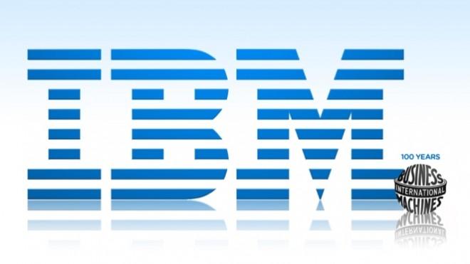 Юбилей IBM