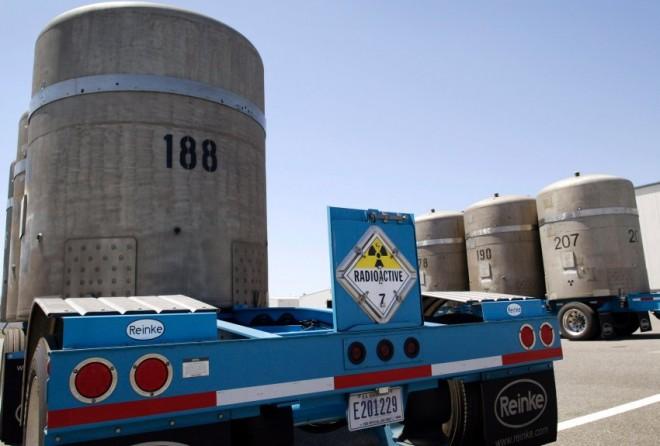 """Вашингтон подтвердил утечку радиоактивных отходов на """"ядерном могильнике""""."""