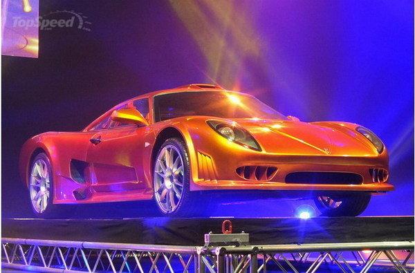Keating Bolt быстрее Bugatti Veyron на 100км/час