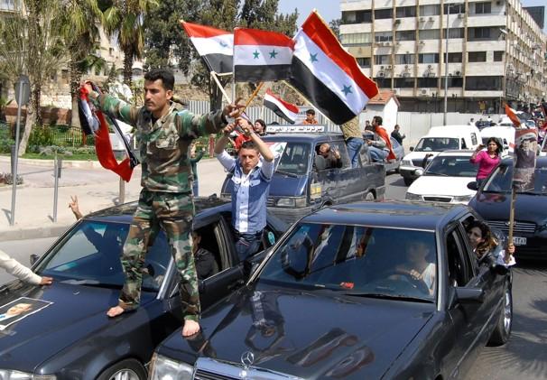 Сирийская оппозиция не пойдёт на примирение с президентом, которого власти США считают убийцей