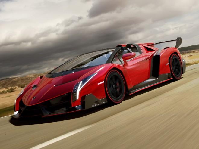 Новый Lamborghini Veneno: бык-убийца стоимостью 4,5 млн долл