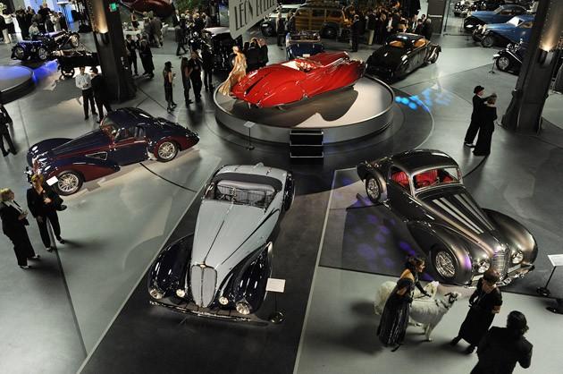 Автолюбителям: ТОП-10 самых старых автомобильных музеев