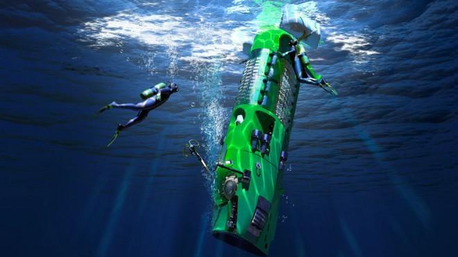 Марианская впадина - самая глубокая точка Земли наполнена жизнью