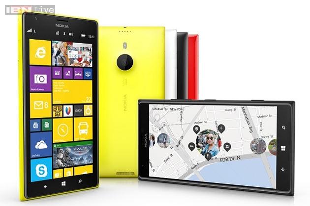 Nokia презентовала свой первый планшет на Windows RТ и пять новых смартфонов.
