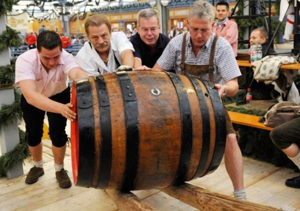 Ученые: секрет немецкого пива-это мышьяк. Пейте на здоровья!