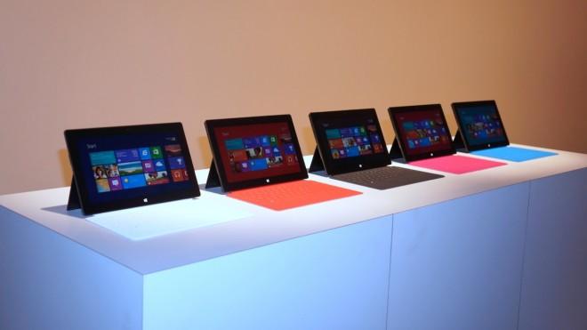 Новый планшет от Microsoft за 1 000 долларов с зарядкой на 4 часа.