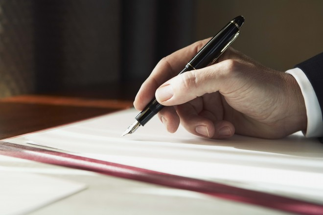 Графология: подробный анализ подписи.