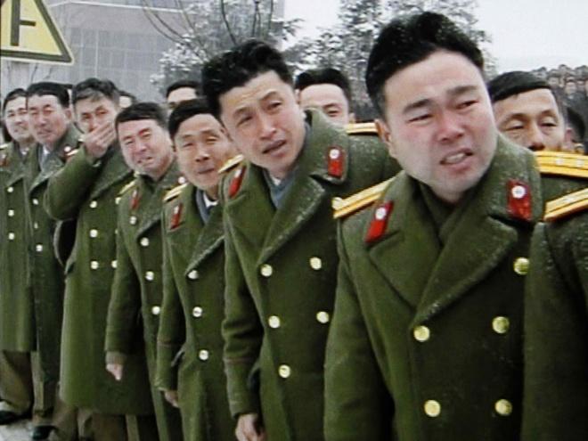 Для того, чтоб сбежать в Южную Корею, военнослужащий КНДР застрелил двух командиров
