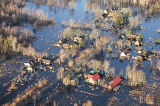 Потоп в Украине начнется гораздо раньше чем прогнозировали синоптики
