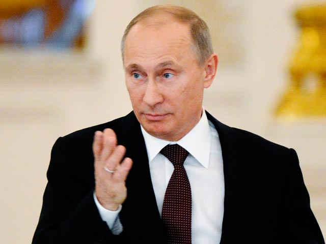 Путин объяснил Европе, почему в России невозможно легализовать однополые браки