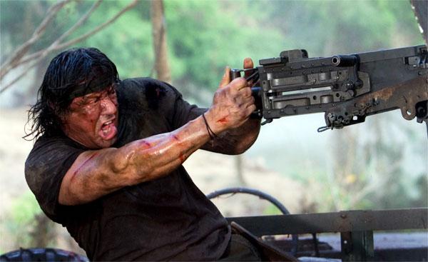 «Рэмбо» поддержал запрет на продажу оружия