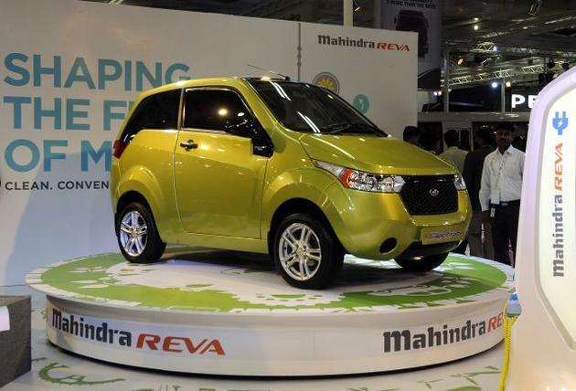 Индусы собрали самый дешевый электромобиль