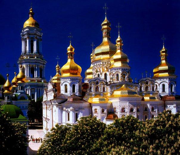 Путеводитель для «7 чудес Киева»