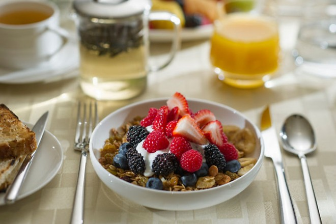Детские завтраки