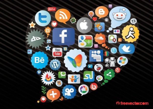 Любопытные и невероятные факты о социальных сетях.