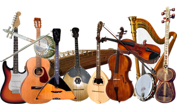 stringed-instruments