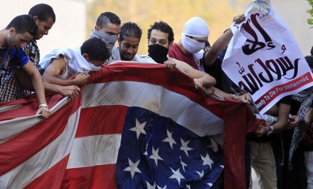 Магрибская Аль Каида призвала уничтожать американские посольства.