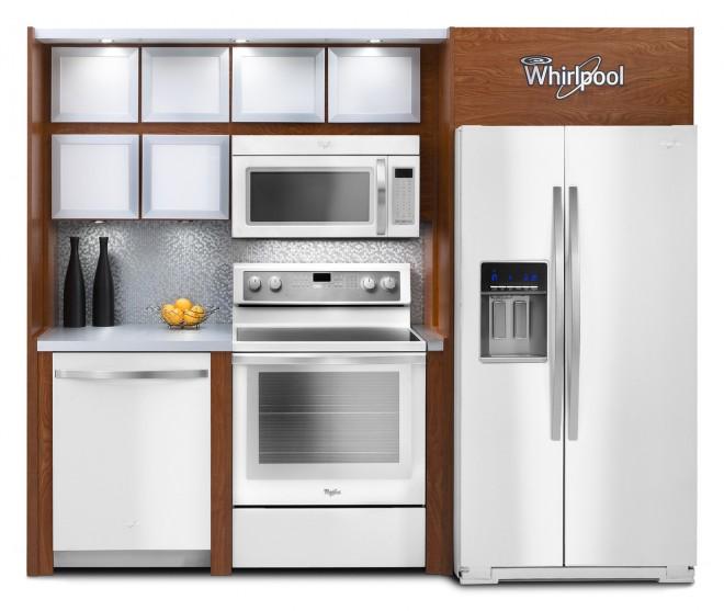 Новый холодильник Whirlpool CoolVox не только сохранит ваши продукты, но и споет с вами