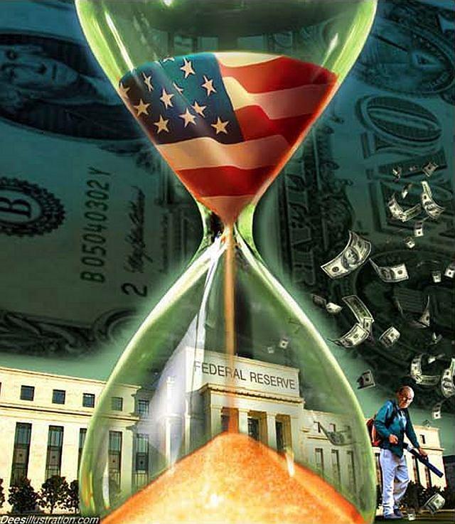 Долги США