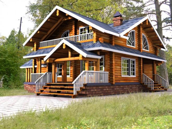 Деревянные дома основные плюсы